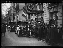 World War One. Visit of the King Emmanuel III of Italy (1869-1947) at the Villa Molière hospital. Paris, on December 20, 1918. © Excelsior – L'Equipe/Roger-Viollet