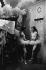 Young dancers in the wings of Paris Opera, April 1960. © Bernard Lipnitzki / Roger-Viollet