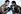 Mohamed Ali (anciennement Cassius Marcellus Clay, 1942-2016) et Joe Frazier (1944-2011), boxeurs américains. © TopFoto / Roger-Viollet