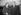 Jacqueline Auriol (1917-2000), aviatrice française, et Louis Bréguet (1880-1955), constructeur d'avions français. Orly (Val-de-Marne), 15 décembre 1953.    © Roger-Viollet