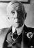 """John Davison Rockefeller (1839-1937), industriel américain et fondateur de la compagnie pétrolière """"Standard Oil"""" (connue plus tard sous le nom de """"Shell"""", puis d'""""ExxonMobil""""), 1929. © Ullstein Bild / Roger-Viollet"""