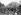 Guerre 1939-1945. Le général De Gaulle entouré de personnalités le jour de la manifestation populaire pour la Victoire. Paris, 8 mai 1945.  © LAPI/Roger-Viollet