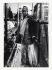 La restauration du Pont-Neuf. Chantier 13. Ba sur la 8ème arche. Paris, décembre 2003. Photographie de Ben Mittman (1928-2018). Bibliothèque historique de la Ville de Paris. © Ben Mittman / BHVP / Roger-Viollet