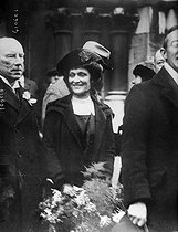 December 1st, 1919 (100 years ago) : Nancy Astor (1879-1964), American-born English politician, becomes the first woman member of Parliament