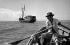 Pêcheur. Cuba, 1963. © Gilberto Ante/Roger-Viollet