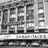 Paris Ier arr.. Les grands magasins de la Samaritaine. Septembre 1959. © Roger-Viollet