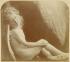 """The Stray Cupid"". Photograph by Julia-Margaret Cameron (1815-1879), 1866. Paris, Maison de Victor Hugo.    © Julia Margaret Cameron / Maisons de Victor Hugo / Roger-Viollet"