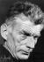 Samuel Beckett (1906-1989), écrivain irlandais. 1977. Photo : Karoly Forgacs. © Ullstein Bild / Roger-Viollet