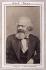 """""""Karl Marx, chef de l'Internationale"""". Photographie d'Ernest Charles Eugène Appert (1830-1890). Paris, musée Carnavalet. © Ernest Charles Eugène Appert / Musée Carnavalet / Roger-Viollet"""