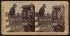 Theodore Roosevelt (1858-1919), homme d'Etat américain, prononçant un discours contre la désertion. Brattleboro (Vermont, Etats-Unis), 1902. Vue stéréoscopique. © The Image Works / Roger-Viollet