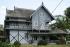 Ancienne maison reconvertie en musée ayant appartenu aux parents d'Aung San Suu Kyi (née en 1945), femme politique birmane et prix Nobel de la paix. Myanmar (Birmanie), 2004. © Ullstein Bild/Roger-Viollet