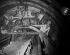 Ouvrier travaillant à la construction du métro pour la ligne Victoria. Londres (Angleterre), 27 juillet 1965. Photographie de Barratts. © PA Archive/Roger-Viollet