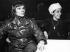 Rudolf Noureïev (1938-1993), danseur russe, et Margot Fonteyn (1919-1991), danseuse britannique, 1980. © Harry Croner / Ullstein Bild / Roger-Viollet