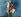 """Raoul Dufy (1877-1953). """"Le cavalier"""". Huile sur toile, 1914. Paris, musée d''Art moderne. © Musée d'Art Moderne/Roger-Viollet"""