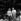Anne-Marie Peysson (1935-2015) et Guy Lux (1919-2003), animateurs de radio et télévision français, vers 1975. © Claude Poirier / Roger-Viollet