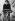 Guerre 1939-1945. Bicyclette bricolée avec un volant en guise de guidon. France, 1943. © LAPI/Roger-Viollet
