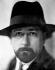 Albert Londres (1884-1932), journaliste français. France, vers 1930.   © Henri Martinie / Roger-Viollet