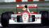 Ayrton Senna (1960-1994), coureur automobile brésilien. © Boutroux et Fablet / TopFoto / Roger-Viollet