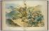 """Theodore Roosevelt (1858-1919), homme d'Etat américain, habillé en Rough Rider, un régiment volontaire de cavalerie, et dirigeant un groupe d'ouvriers, armés d'une pelle, pour travailler sur le canal du Panama. Caricature extraite de """"Puck"""", 14 novembre 1906. © The Image Works / Roger-Viollet"""