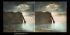 Etretat (Seine-Maritime, France). Cliff and effects of the moon, around 1860. © Léon et Lévy / Roger-Viollet