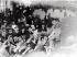 Révolution russe. Bousculade lors de la distribution de journaux. Moscou, octobre 1917.  © Imagno/Roger-Viollet