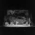 """""""Daphnis et Chloé"""", ballet de Maurice Ravel. Chorégraphie : George Skibine. Décors : Marc Chagall. Opéra de Paris, mai 1959. © Boris Lipnitzki / Roger-Viollet"""