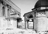 Le dôme de la chaîne près de l'entrée du Dôme du Rocher. Jérusalem (Palestine, Israël), 1914. © Jacques Boyer / Roger-Viollet