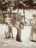 Marché Edgar Quinet, Paris (XIVème arr.). Photographie d'Eugène Atget (1857-1927), juillet 1899. Paris, musée Carnavalet. © Eugène Atget / Musée Carnavalet / Roger-Viollet