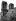 Les tours de la cathédrale Notre-Dame. Paris (IVème arr.), vers 1880-1900. © Léopold Mercier / Roger-Viollet