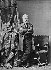 Victor Hugo à Bruxelles en 1867. Photographie de Bertall (Charles Albert d'Arnoux, dit, 1820-1882). Paris, Maison de Victor Hugo. © Maisons de Victor Hugo/Roger-Viollet