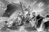 Emile Betsellère (1847-1880). Jesus calming the storm. © Léopold Mercier/Roger-Viollet