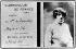 Premier certificat de pilote-aviateur attribué à une femme, Mme de Laroche, par l'Aero-Club de France. Paris, 8 mars 1910. © TopFoto/Roger-Viollet
