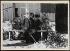 Georges Clemenceau (1841-1929), French politician, in his garden. Saint-Vincent-sur-Jard (France), circa 1928. © Henri Manuel / Roger-Viollet