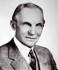 Henry Ford (1863-1947), industriel américain, fondateur de la Ford Motor Company.  © Iberfoto / Roger-Viollet