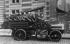 Delahaye fire engine of the Carpeaux fire station. Paris, 1908-1909. © Maurice-Louis Branger / Roger-Viollet
