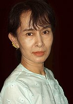July 20, 1989 (30 years ago) : Aung San Suu Kyi (born in 1945), Burmese stateswoman, is placed under house arrest