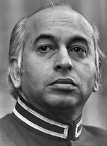 April 4, 1979 (40 years ago) : Hanging of Zulfikar Ali Bhutto (1928-1979), Prime Minister of Pakistan