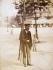 Nettoyeur de devantures, avenue des Gobelins, Paris (Vème et XIIIème arr.). Photographie d'Eugène Atget (1857-1927), 1901. Paris, musée Carnavalet. © Eugène Atget / Musée Carnavalet / Roger-Viollet