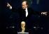 Joseph Blatter, président suisse de la FIFA, le jour du lancement de la coupe du monde de football 1998. Décembre 1997. © Ullstein Bild / Roger-Viollet