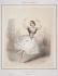 """Haguental. """"Carlotta Grisi, ballet de la Péri"""". Paris, musée Carnavalet. © Musée Carnavalet/Roger-Viollet"""