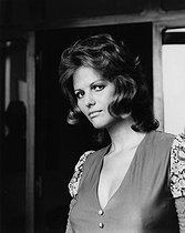 April 15, 1938: Birth of Claudia Cardinale, Italian-Tunisian actress (80 years). © Fondation Horst Tappe / KEYSTONE Suisse / Roger-Viollet