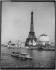 1900 World Fair in Paris. The Eiffel Tower. Paris, 1900. © Neurdein frères / Neurdein / Roger-Viollet