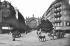 Paris (Xème arr.). Le boulevard de Denain et la gare du Nord.      © Léon et Lévy/Roger-Viollet