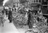 Bicycle space. Paris, July 1944. © LAPI/Roger-Viollet