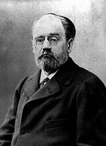 Emile Zola (1840-1902), French writer and journalist. © Roger-Viollet