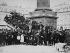 Paris Commune (1871). View of the place Vendôme. May 1871. Bibliothèque historique de la Ville de Paris.    © BHVP/Roger-Viollet