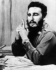 Fidel Castro (1926-2016), homme d'Etat et révolutionnaire cubain, vers 1959. © TopFoto/Roger-Viollet