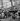 Street vendor. Place du Tertre. Paris (XVIIIth arrondissement), 1944-1945.  © Roger-Viollet