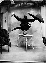 Tightrope walker. © Maurice-Louis Branger / Roger-Viollet