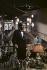 """""""La Blonde ou la Rousse"""", film musical de George Sidney. Frank Sinatra. Etats-Unis, 1957.  © Arthur Zinn / The Image Works / Roger-Viollet"""